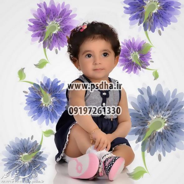 بک گراند کودک